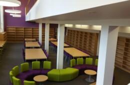 Clitheroe Royal Grammar School – York Street Library